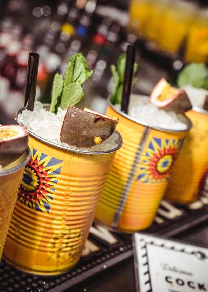 Cocktail billed RIGTIG